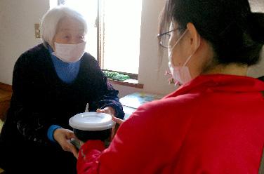 高齢者、医療者宅配サービス