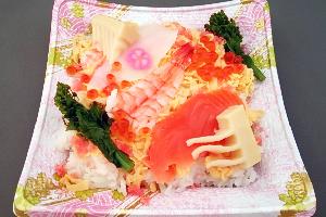 ひなまつり用ちらし寿司